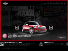 MINI 50th ANNIVERSARY