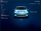 リーフ [ LEAF ] 100%電気自動車 the new car