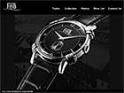 スイスの正統派腕時計ブランドFHB